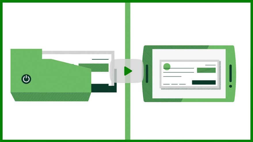Short video on how to use TD Mobile Deposit