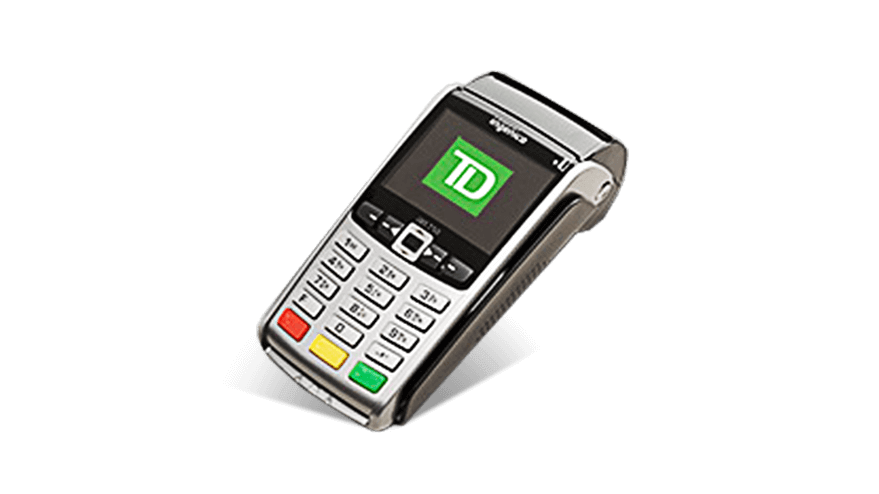 Image of the TD iWL252 Wireless POS Terminal