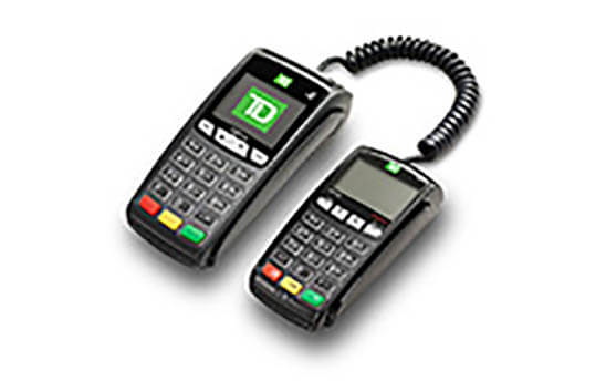 Point of Sale (POS) Systems and Terminals | TD Canada Trust