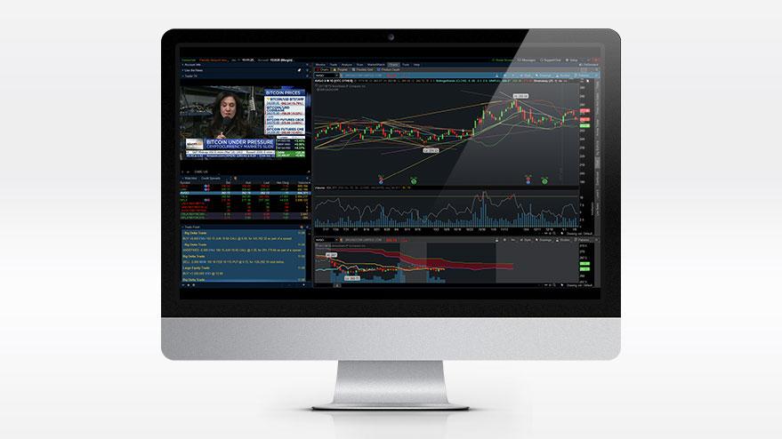 Active Trader Platform | Direct Market Access | TD Direct Investing