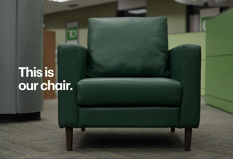 Play This is our chair video
