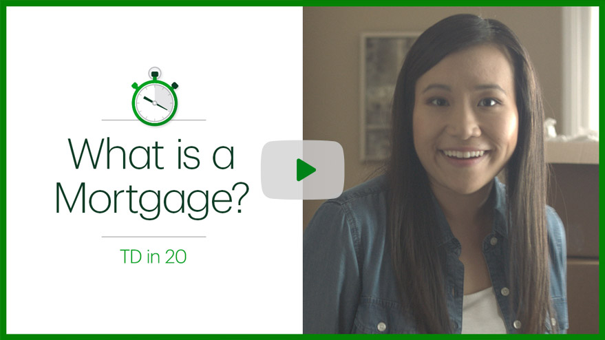 Play What is a mortgage video