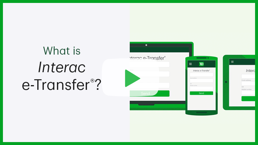 Play what is Interac e-Transfer ?