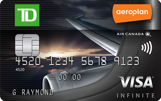 Jerry's List of Credit Cards with $200+ Welcome bonus/Aeroplan