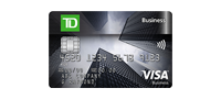 Business credit card features td canada trust td business visa card reheart Image collections