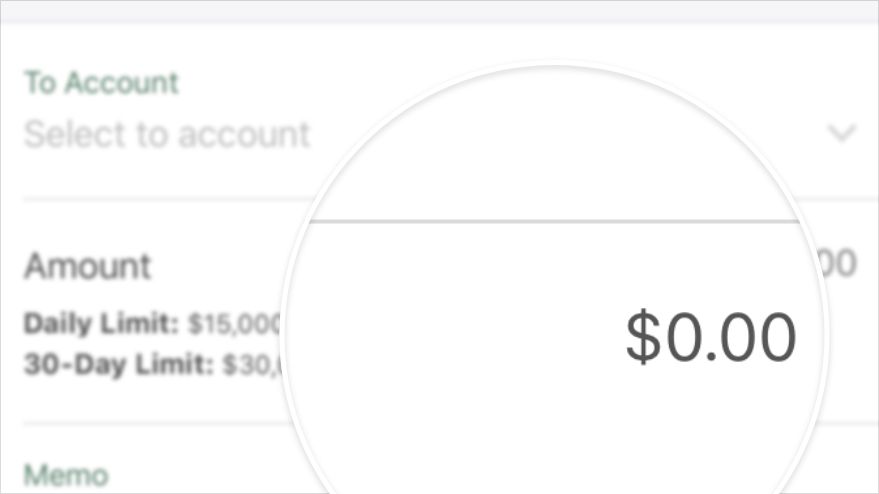 How to deposit a cheque on the TD app