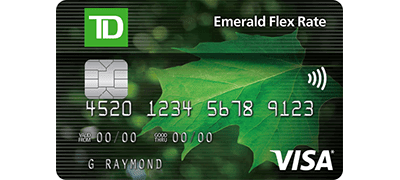 How to activate your credit card & change PIN | TD Canada ...