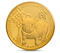 TD Year of the Pig Gold Round