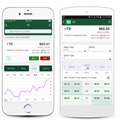 Download the TD Mobile App