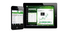 TD mobile app lets you access markets and make trades on the go, no matter where you are.