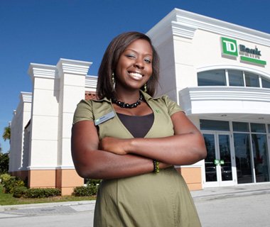 photo of TD employee Nehemie at TD Store Boynton Beach, Florida