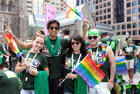 TD employees at Toronto Pride