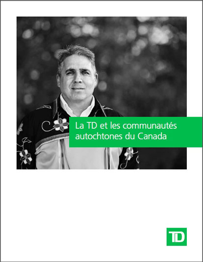 TD and the Aboriginal Communities in Canada