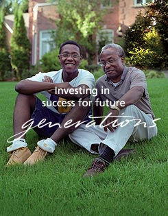 Investing in success for future generations