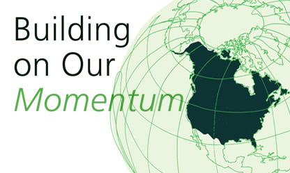 Building on Our Momentum? Enter