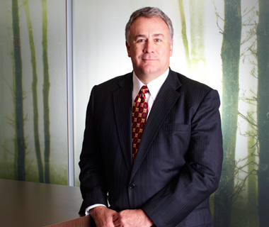photo of John Wright, President and CEO, Petrobank Energy