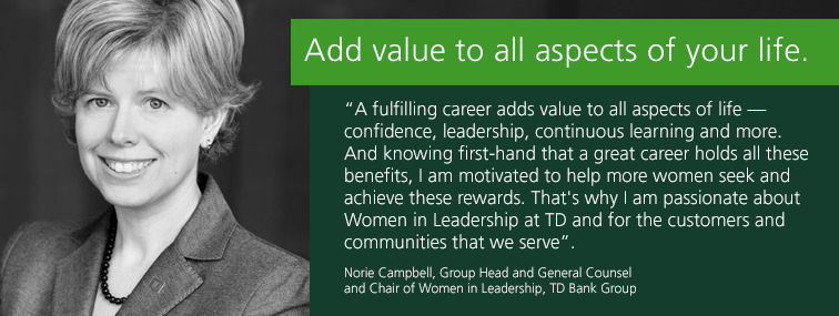 Diversity and inclusion at TD