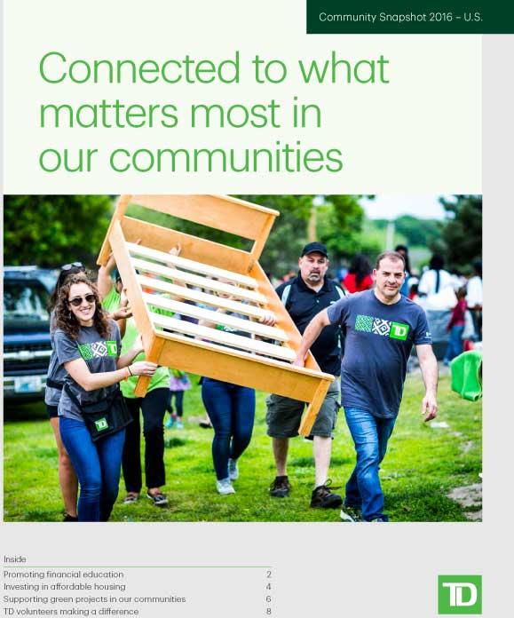 2015 Community Snapshot – U.S.