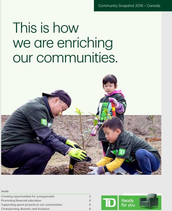 2015 Community Snapshot – Canada