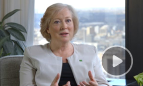 We sat down with Karen Clarke-Whistler, TD's Chief Environment Officer