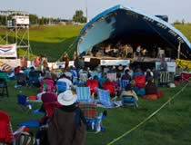 Central Music Festival in Red Deer