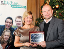 Picture of Company of the Year Award by Leeds Mentoring
