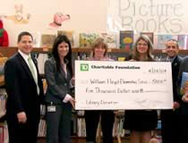 Photo TD Bank's local Long Island team