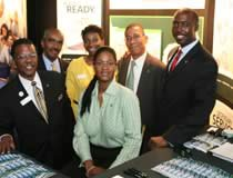 Group of (NAACP) members