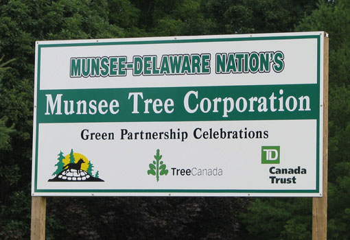 Photo of sign