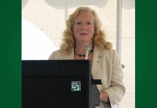 Photo of Karen Clarke-Whistler