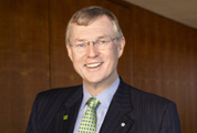 Group President and CEO, Ed Clark