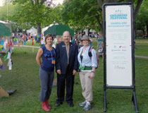 photo of TD employees, Saskatchewan Children's Festival