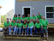 photo of Habitat Volunteer Group