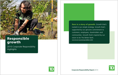 2010 Corporate Responsibility Report and Highlights