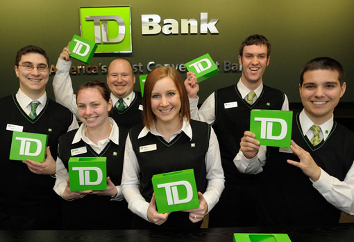 TD Bank employees