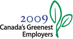2009 Canada's greenest Employers