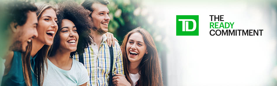TD is focused on the environment. Learn more