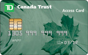 Credit card debit card chip security technology td bank group what is a chip card colourmoves Images